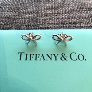 Tiffany & Co Bow Earrings
